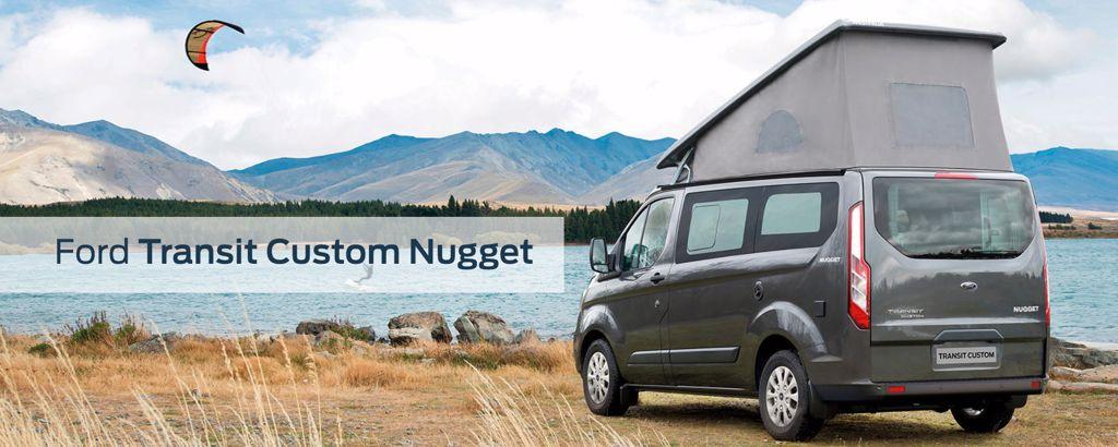 Ford Transit Custom Nugget I Mühle Garage Brunner AG