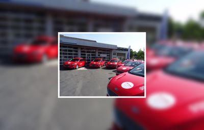 Neue Fahrzeugflotte für die Firma WD RegioNet AG