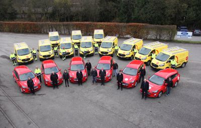 Neue Flotte der WD RegioNet AG komplett