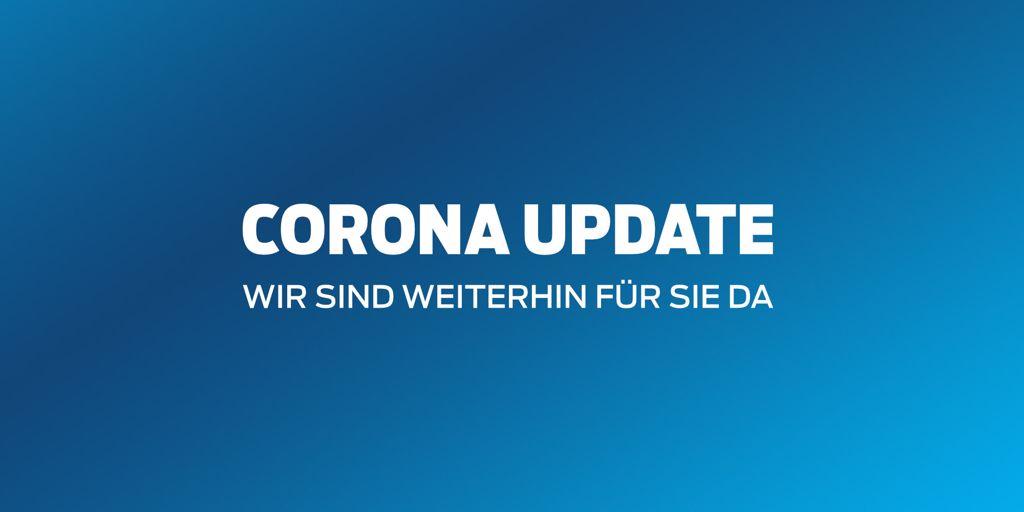 CORONA-UPDATE
