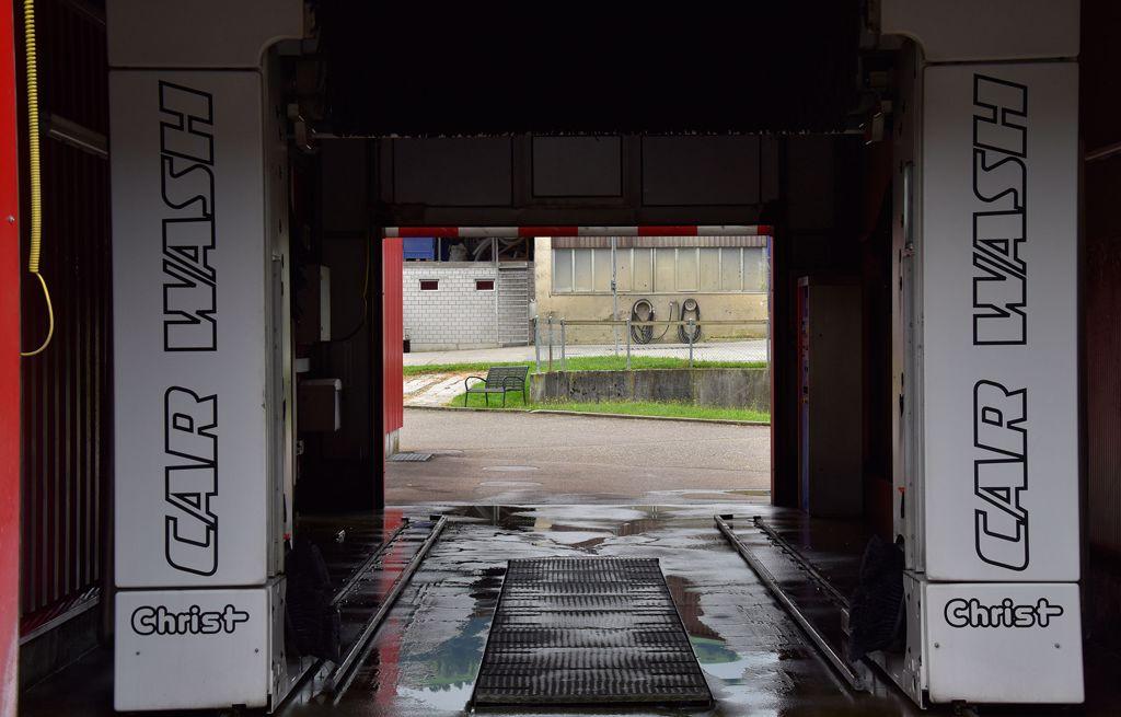 Waschanlage Autogarage B. Seeberger Malters