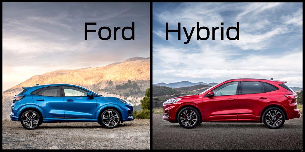 Ford Hybrid Modelle