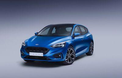 La nuova Ford Focus conquista le 5 stelle Euro NCAP