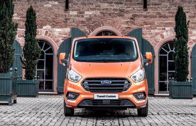 Veicoli commerciali Ford: 2017 a tutto sprint