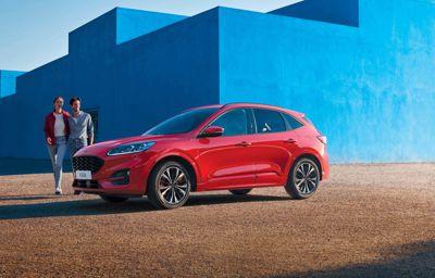 Ford KUGA Plug-In Hybrid Ora da Fr. 36'200.- e Fr. 149.-/mese