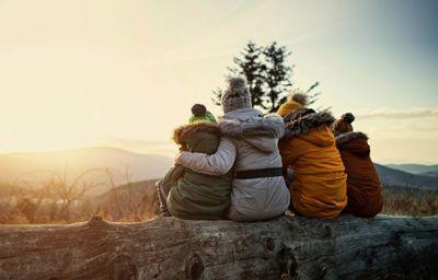 Vivere l'inverno insieme