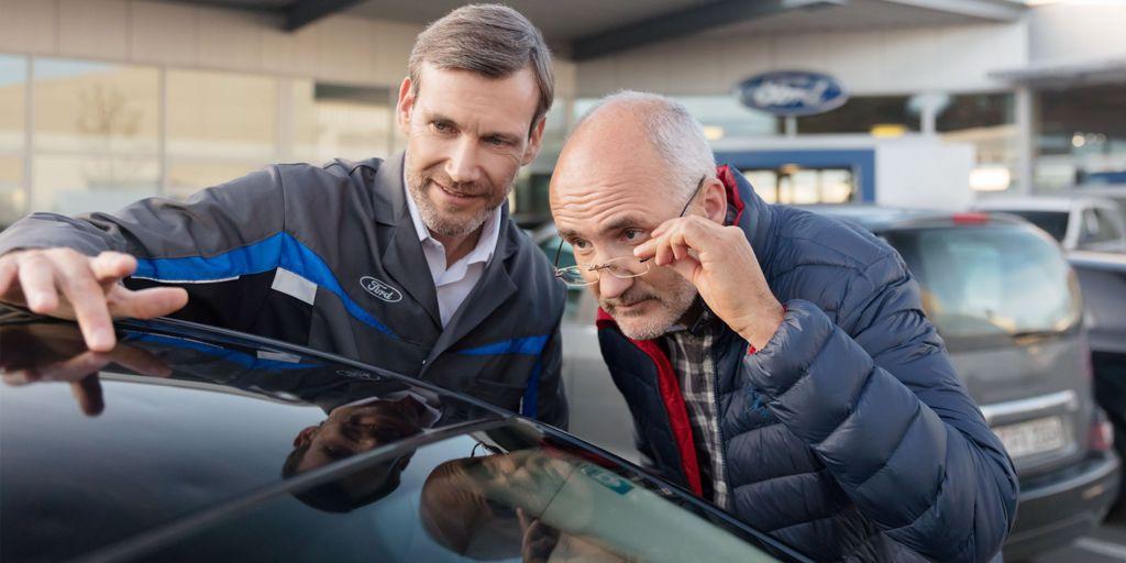 Assistenza riparazione Ford Service