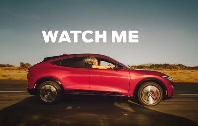 Einladung zur Mustang Mach-E Roadshow am 14. August 2021