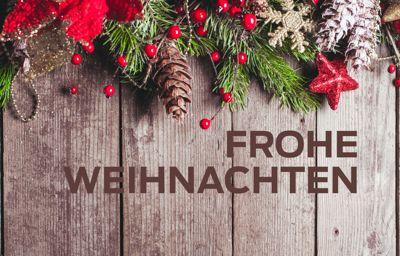 Eine frohe Advenzeit wünscht Ihnen die Feldgarage Bütschwil AG