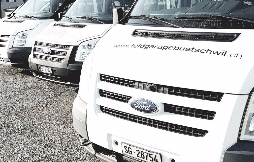 Mietwagen | Feldgarage Bütschwil