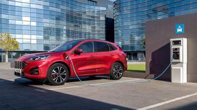 Der neue Ford Kuga Plug-in-Hybrid!