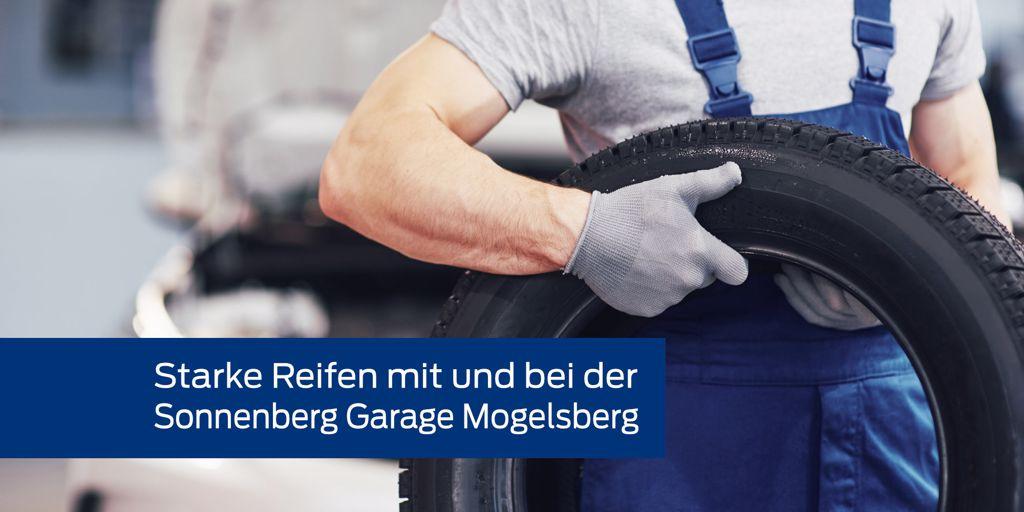 Reifenwechsel & Reifenhotel Sonnenberg Garage Mogelsberg AG