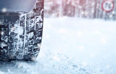 **Anticipez l'hiver** - Prenez rendez-vous pour changer de pneus