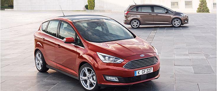 Ford révèle le nouveau S-MAX