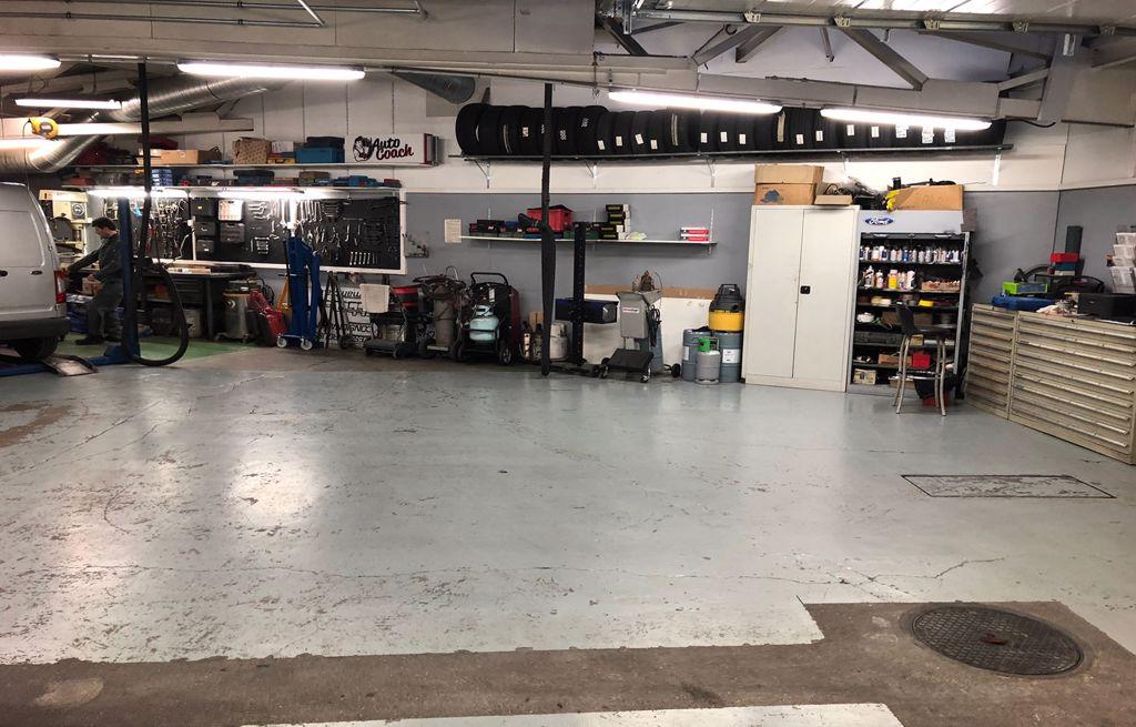 Atelier garage JM à Genève