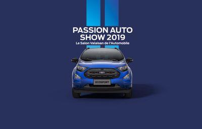 Du 29 au 31 mars 2019 : **Passion Auto Show**