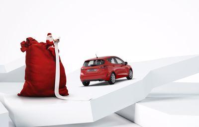 **Votre Garage Ford Mischler à Vésenaz** vous souhaite un Joyeux Noël !
