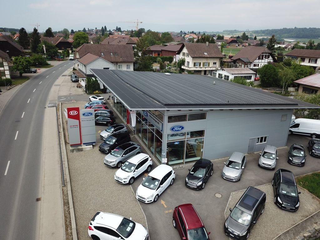 Verkauf Moos-Garage AG