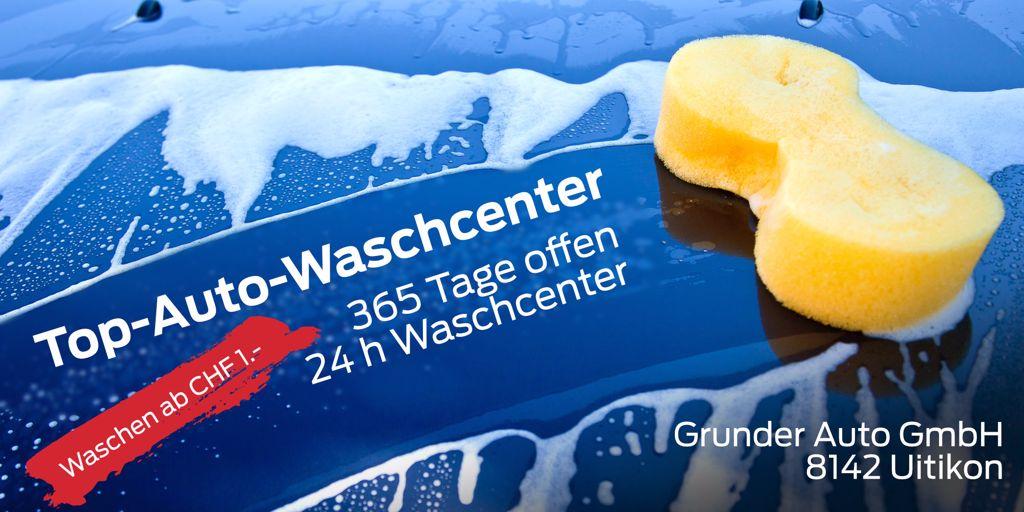 Waschanlage Grunder Auto AG GmbH