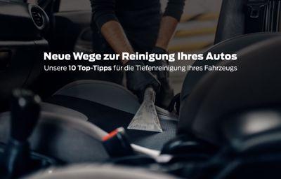 Neue Wege zur Reinigung Ihres Autos
