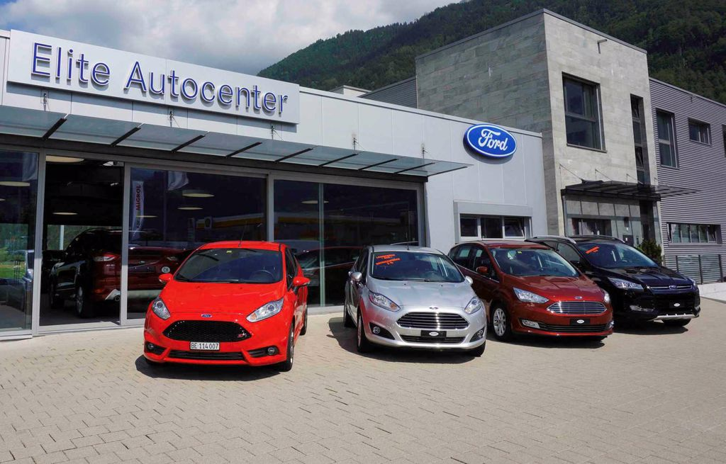 Ford Elite Autocenter AG in Wilderswil