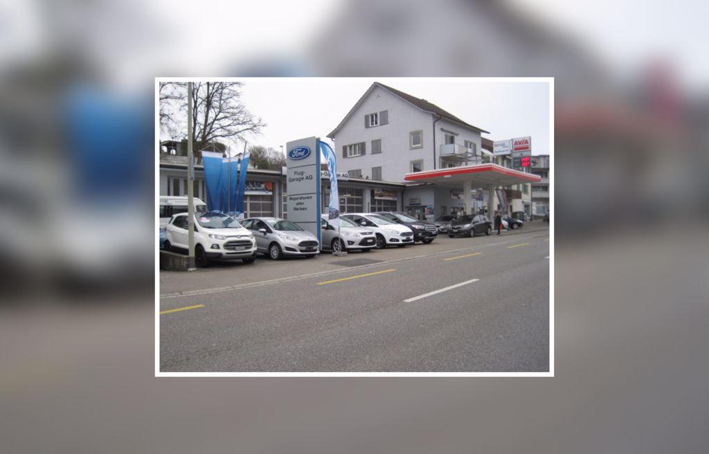 Über die Flug-Garage AG in Bassersdorf