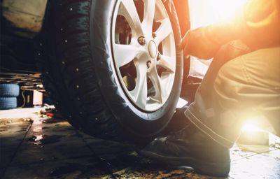 Pneuservice | Reifenwechsel | Reifenhotel