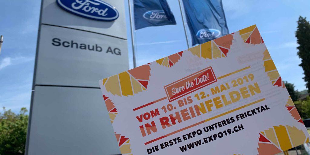 Expo Rheinfelden 2019 Schaub AG