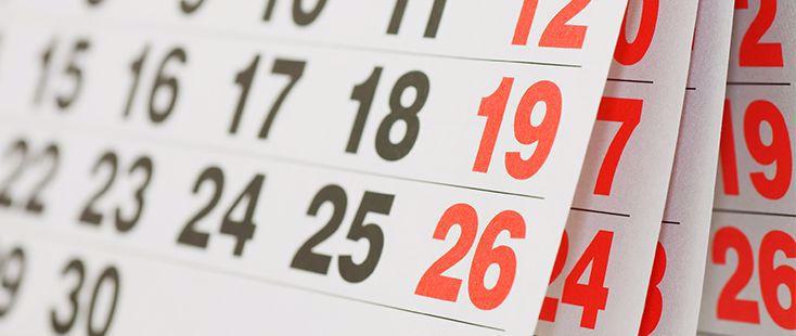 Events Kalender Garage Schaub AG