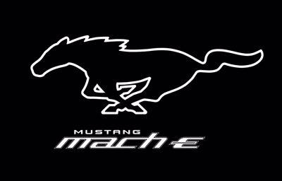 Offiziell: der **Mustang Mach-E** erweitert die Mustang-Familie um ein rein elektrisches Modell