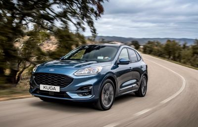 FORD **KUGA COOL&CONNECT PLUG-IN HYBRID**
