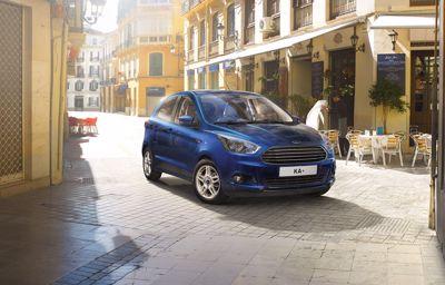 La Nouvelle Ford KA+