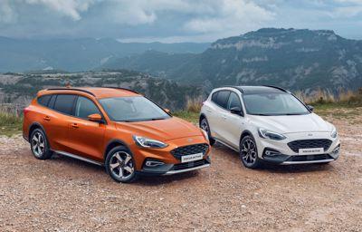 La nouvelle Ford Focus Active allie la polyvalence d'un SUV au dynamisme d'une voiture de tourisme
