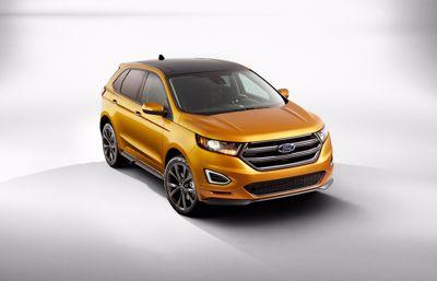 Découvrez le nouveau Ford Edge et vivez des moments forts.