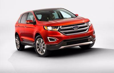 Ford révèle le Edge, en vente en 2015