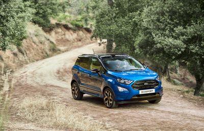 EcoSport au lieu de roses – pour la Saint-Valentin, Ford lance le compact 4x4 en Suisse