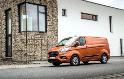 Le Nouveau Ford Transit Custom