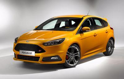 Ford dévoile la nouvelle Focus ST