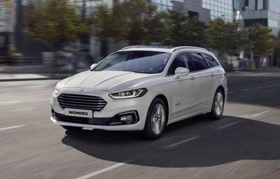 Ford dévoile la nouvelle Mondeo Hybrid Station Wagon ainsi que de nombreuses évolutions sur sa grande berline