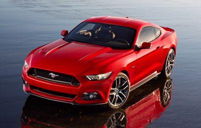 Ford révèle les chiffres de la nouvelle Mustang