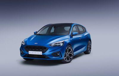 La nouvelle Ford Focus : sa brillance par ses nouvelles étoiles