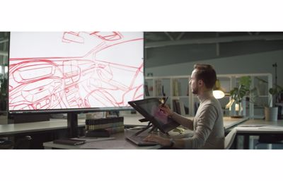 COMMENT LES JEUX VIDÉO INSPIRENT LES DESIGNERS AUTOMOBILES POUR CRÉER L'INTÉRIEUR DES VÉHICULES