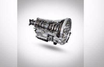 Ford Transit jetzt mit 10-Gang-Automatikgetriebe erhältlich
