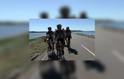 Bilhuset THYBO støtter Tour de Four