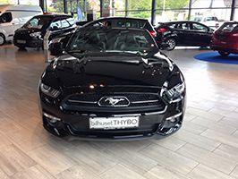 Kom og se den nye Ford Mustang
