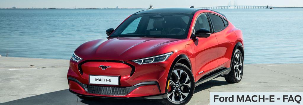 Ford Mustang Mach-E FAQ - Bilhuset THYBO