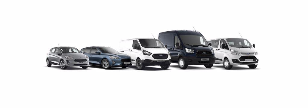 Biludlejning hos Bilhuset THYBO | Ford i Vissenbjerg