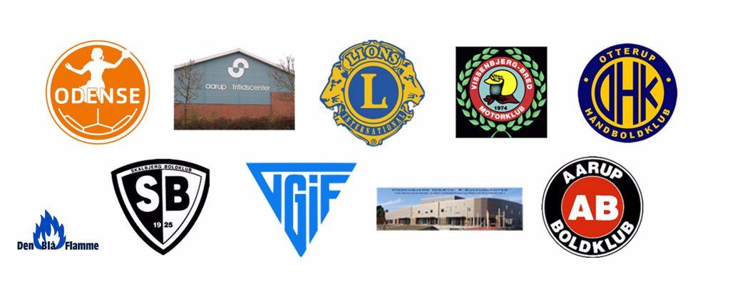 Ford i Vissenbjerg støtter lokale klubber