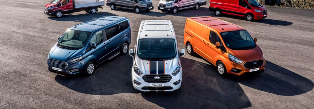 Ford varebiler