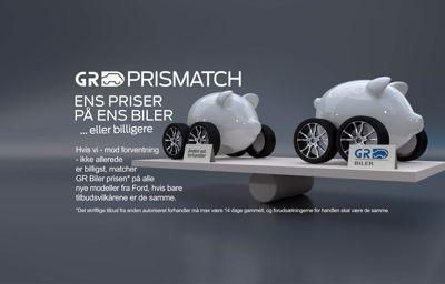 GR Prismatch - vi er bedst på pris